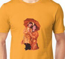 Sigin' in the rain Unisex T-Shirt