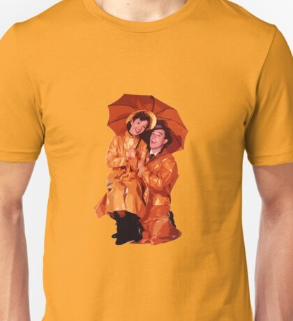 Sigin' in the rain Unisex T-Shirt