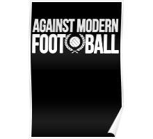 Modern Football Culture Poster