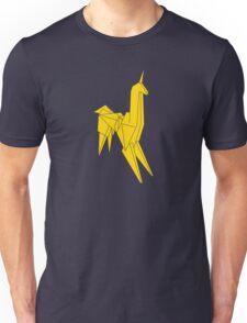 Blade Runner - Bright Gold Unicorn Unisex T-Shirt