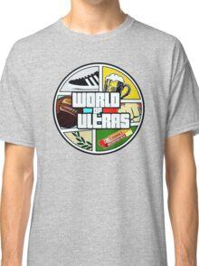 World Culture Ultra Classic T-Shirt