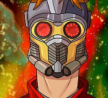 Star-Lord by itsonlyanna