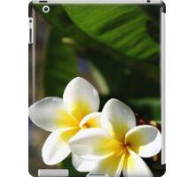 Tablet Case - Fragipani iPad Case/Skin