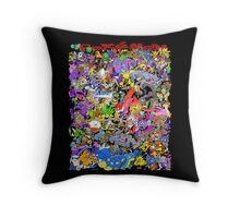 Pokee Pillow Throw Pillow