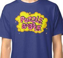 Puzzle Bobble (Neo Geo Title Screen) Classic T-Shirt