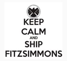 Keep Calm and Ship Fitzsimmons by qu1rky