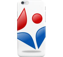 active-people-icon iPhone Case/Skin