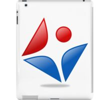 active-people-icon iPad Case/Skin