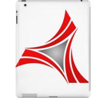 abstract-logo iPad Case/Skin