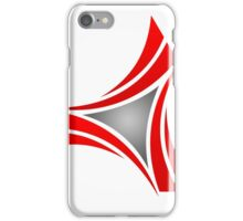 abstract-logo iPhone Case/Skin