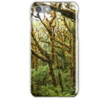 Magical Forest - Pohnpei, Micronesia iPhone Case/Skin