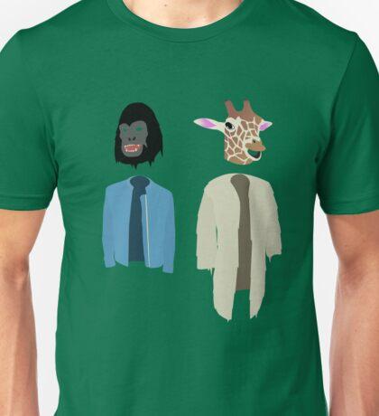 Dirk Gently Vector Unisex T-Shirt