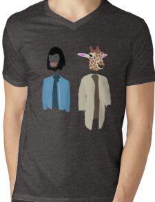 Dirk Gently Vector Mens V-Neck T-Shirt