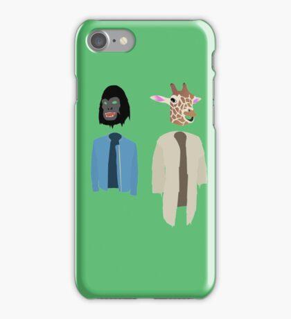 Dirk Gently Vector iPhone Case/Skin