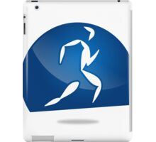 active-running-people iPad Case/Skin