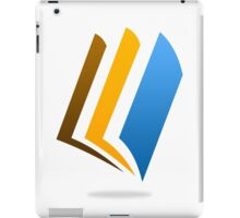 book-logo iPad Case/Skin