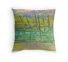 The Simple Way Throw Pillow