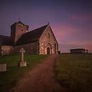 Twilight at St. Martha's by Rachael Talibart
