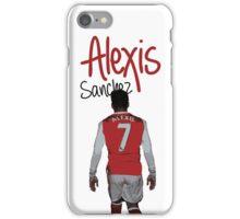 Alexis Sanchez iPhone Case/Skin