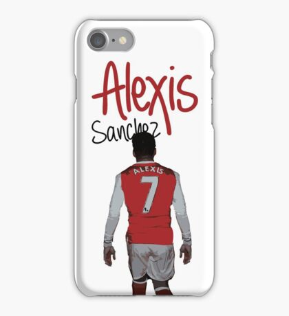 Alexis Sanchez iPhone Case/Skin