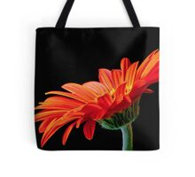 Orange Gerbera Daisy Tote Bag