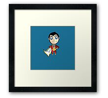Shazam! W/o Text Framed Print