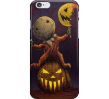 Trick 'r' Treat iPhone Case/Skin