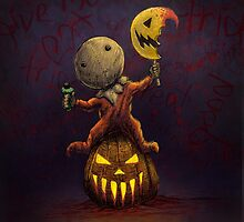 Trick 'r' Treat by Jason Castillo
