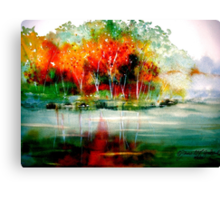 The Summer Knows... Canvas Print