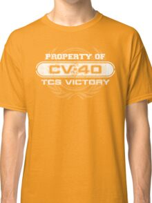 Vintage Property of TCS Victory Classic T-Shirt