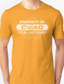 Vintage Property of TCS Victory T-Shirt