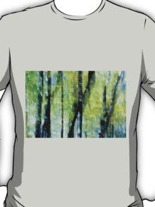 Autumn ~ Sun-dappled trees T-Shirt
