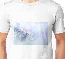 Between the showers Unisex T-Shirt