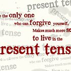 Present Tense by gimbolo