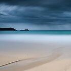 Fistral Beach by Rachael Talibart