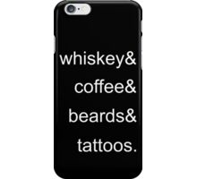 Passions II iPhone Case/Skin
