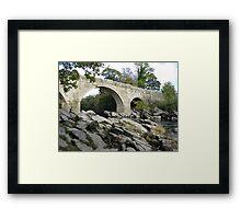 Devils Bridge, Kirby Lonsdale Framed Print