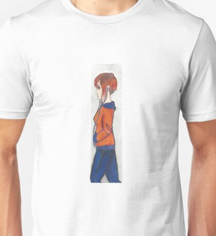 Move Forward Unisex T-Shirt