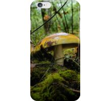 Amanita Wild Mushrooms iPhone Case/Skin