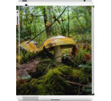 Amanita Wild Mushrooms iPad Case/Skin