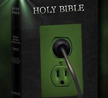 R U PLUGGED IN TO GODS WORD??-PICTURE AND OR CARD by ✿✿ Bonita ✿✿ ђєℓℓσ