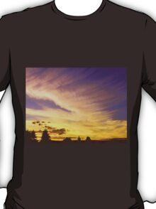 Colorful sunrise T-Shirt