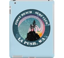First Beach Surf Club iPad Case/Skin