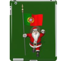 Santa Claus Visiting Portugal iPad Case/Skin