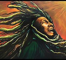 Bob Marley Praise The Sun by cometothetruth