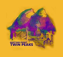 Greeting from Twin Peaks by AliceRisodiva