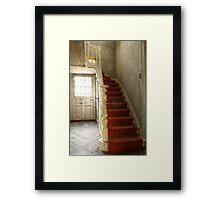 Bride's Mansion Framed Print
