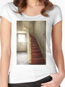Bride's Mansion Women's Fitted Scoop T-Shirt
