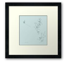 "All Weather Monkeys ""Barrel of Monkeys"" Framed Print"