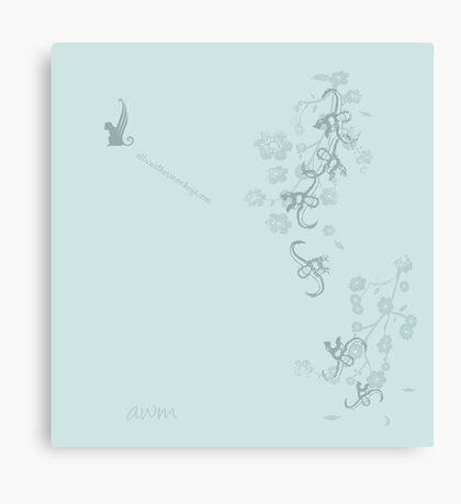 "All Weather Monkeys ""Barrel of Monkeys"" Canvas Print"